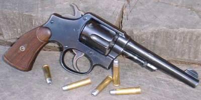 looking for info on old pistol - Revolver Handguns
